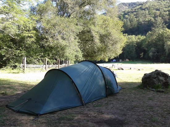Kenwood, CA: the campground