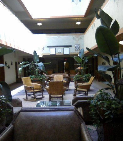The Grove Park Inn : Palm Court
