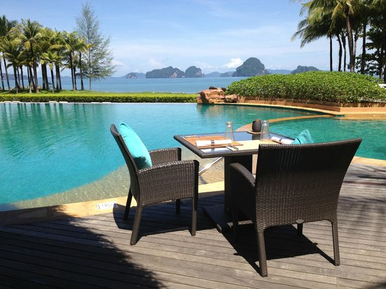 Phulay Bay, A Ritz Carlton Reserve: view