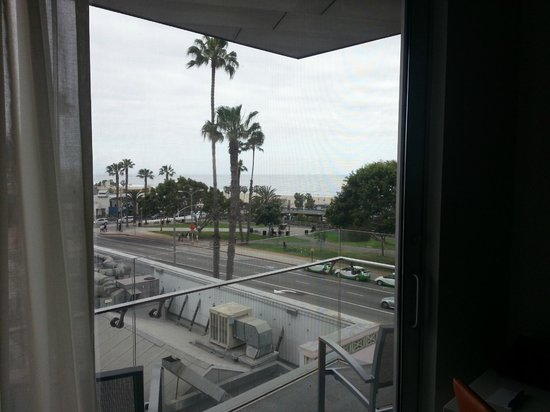 Shore Hotel: View of Santa Monica Pier
