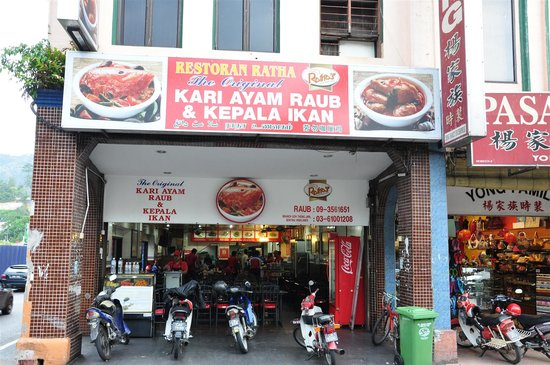 Bed and Breakfast i Raub