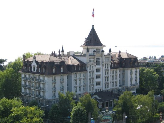 "Hotel Royal Savoy: ""Royal Savoy"" - Historical Building - Re opening in 2014"