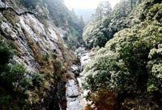Longquan Mountain of Lishui