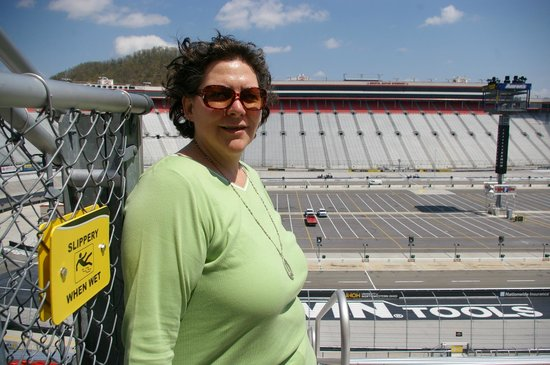 A fun tour of Bristol Motor Speedway!