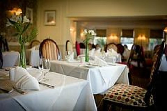 DERWENT RESTAURANT @ THE TROUT HOTEL COCKERMOUTH