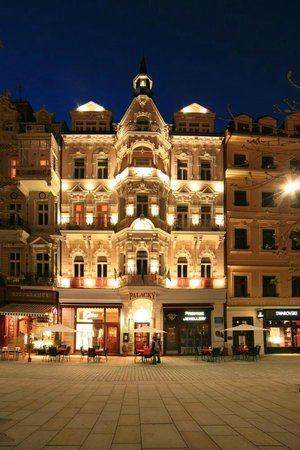 Photo of Hotel Palacky Karlovy Vary