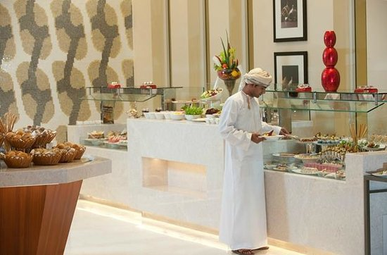 Duqm, Oman : International Buffet at Souq Restaurant