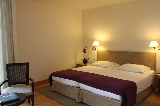 Golden Residence Apartment Hotel: Twin Bedroom
