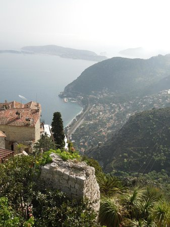 Chateau de la Chevre d'Or: eze