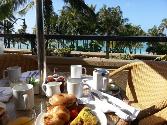 Hyatt Regency Waikiki Resort & Spa: breakfast