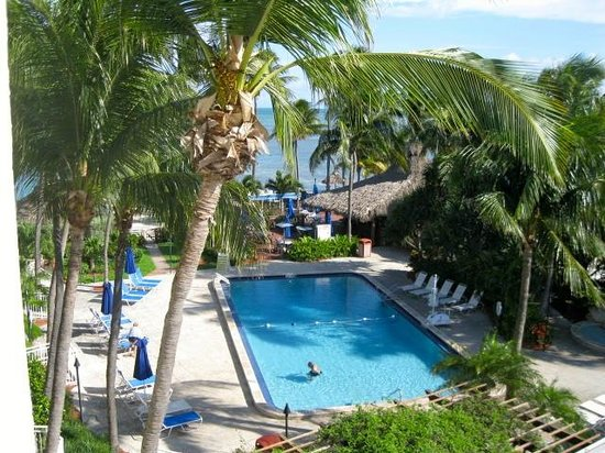 Hampton Inn and Suites Islamorada: pool