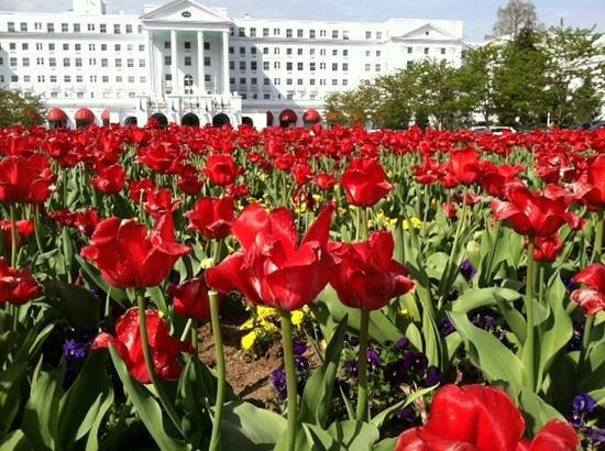 The Greenbrier: april 2013