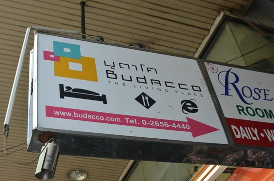 Budacco: The small sign that you may miss