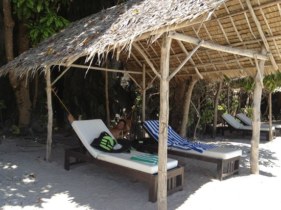 El Nido Resorts Miniloc Island: Entalula Beach Club
