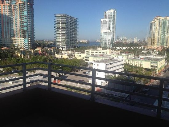 Hilton Bentley Miami/South Beach: VIEW FROM 915B