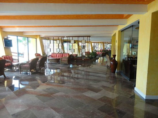 Melia Cozumel All Inclusive Golf &amp; Beach Resort: Lobby area
