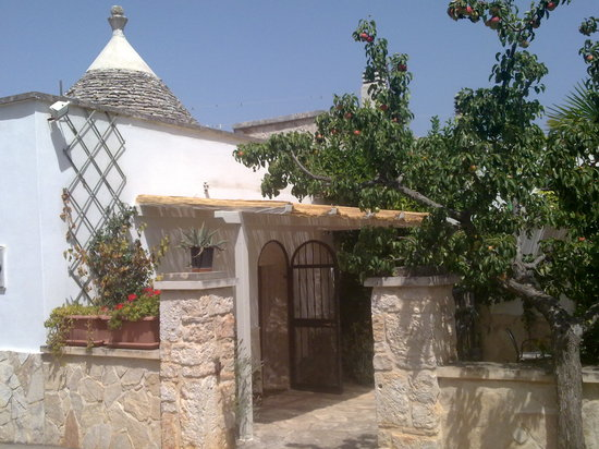 Trullo Casa Rosa