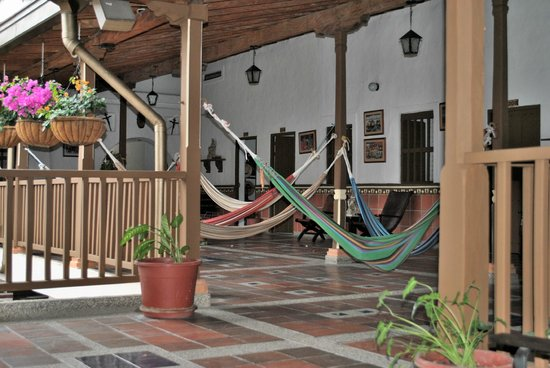Photo of Hotel Caseron Plaza Santa Fe de Antioquia