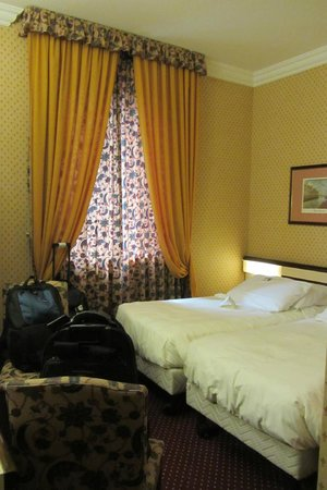 Hotel Berna : Room 