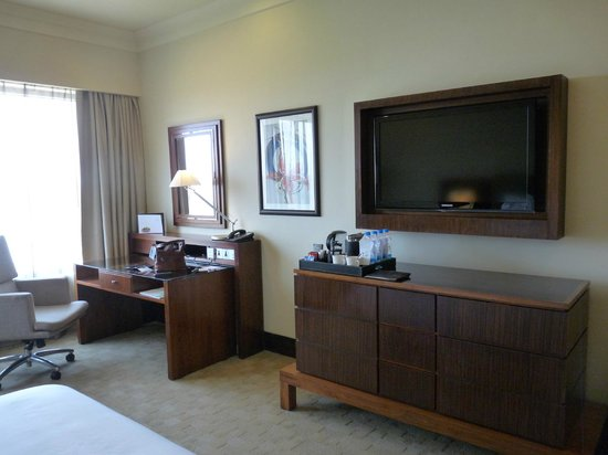 The Westin Pune Koregaon Park: My room in Westin