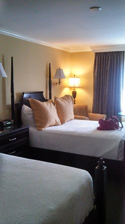 BEST WESTERN King Charles Inn: Double Room #311