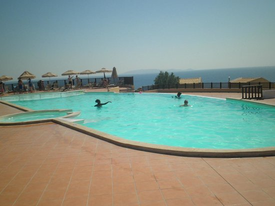 Sea Side Resort & Spa: swimming pool