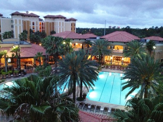 Floridays Resort Orlando: View from room
