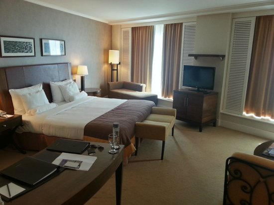Corinthia Hotel Lisbon : Junior Executive room