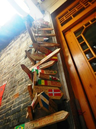 11 Youth Hostel: global.