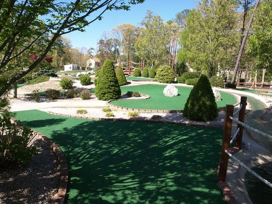 Cape May Court House, NJ: Miniature Golf Course