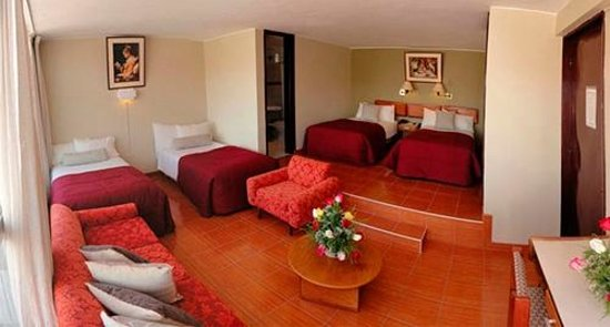 Moquegua hotels