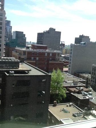 Ritz-Carlton Montreal: the view