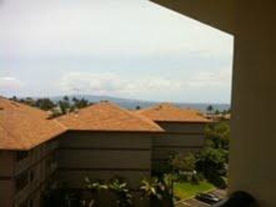 Maui Coast Hotel: View from Balcony