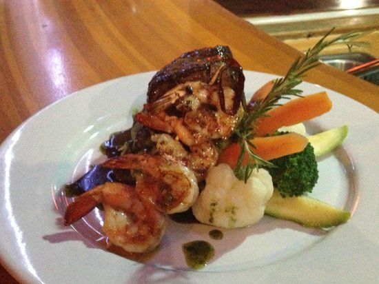 Cabo Pulmo Beach Resort : Surf N Turf