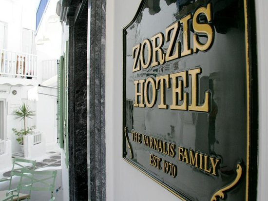 Zorzis Hotel