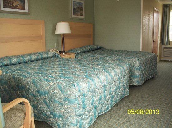 Camelot Motel : the 2nd bedroom 