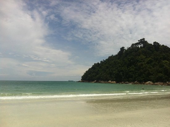 Pangkor Laut Resort: emerald bay