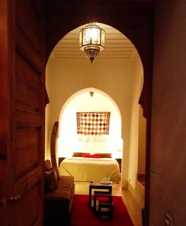 Riad Djebel: Our room on the main floor