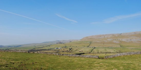 North Yorkshire, UK: walk from ribblehead