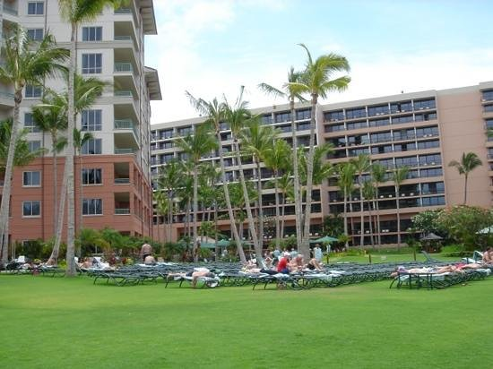 Marriott's Maui Ocean Club : Add a caption
