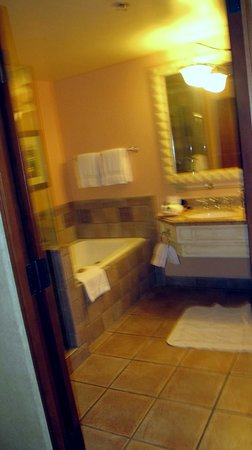 Four Seasons Resort Scottsdale at Troon North: nice size bathroom