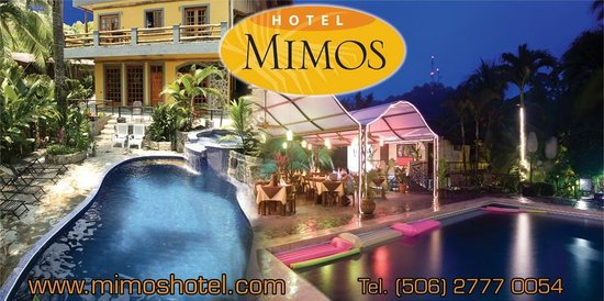 Hotel Mimos: Restaurant