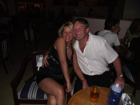 Royal Solaris Los Cabos: Awesome time in the lobby