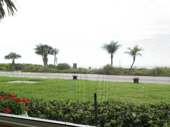 Tween Waters Inn Island Resort &amp; Spa: view from the front porch