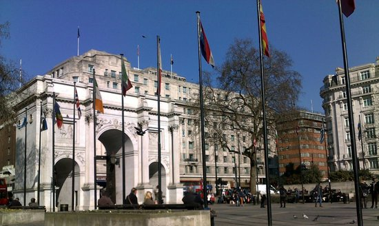 The Cumberland: Cumberland Hotel, Marble Arch