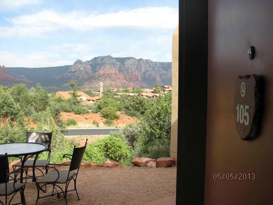 BEST WESTERN PLUS Inn of Sedona: Room with a View