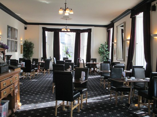 Knighton, UK: Restaurant