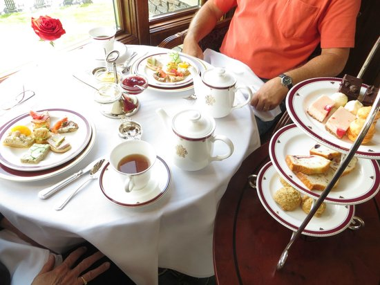 Inn on Biltmore Estate: Afternoon Tea