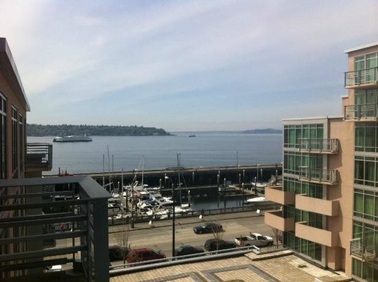 Marriott Waterfront Seattle照片