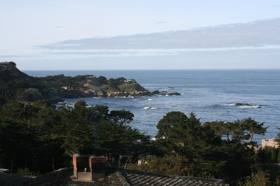 Hyatt Carmel Highlands: View from our room.